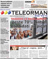 Ziar Teleorman News